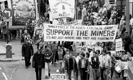 Britain-miners-strike